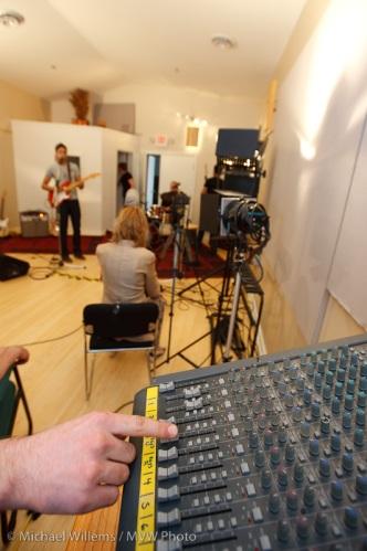 Studio wide