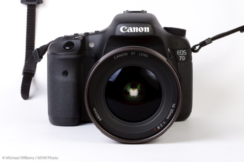 Canon 7D, by Michael Willems
