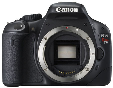 Canon T2i Digital SLR