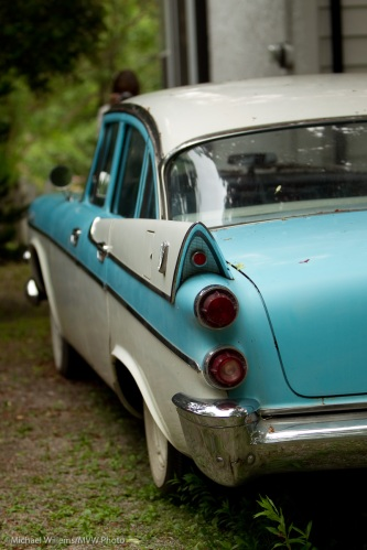 A 1958 Dodge shot in Oakville by Michael Willems