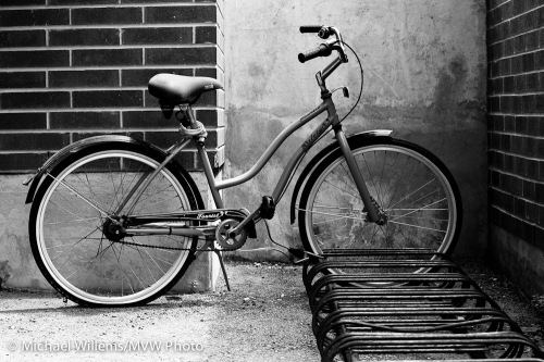 Bicycle, by Michael Willems